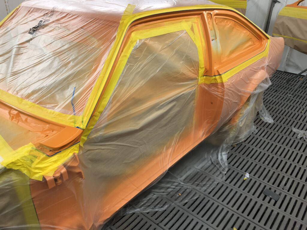 TORANA LX HATCH RESTORATION J&M PRESTIGE THOMASTOWN
