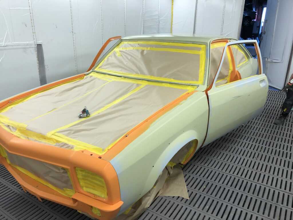 TORANA LX HATCH RESTORATION J&M PRESTIGE THOMASTOWN (30)