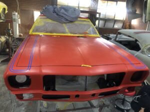 J&M Car restoration rebuilds HQ